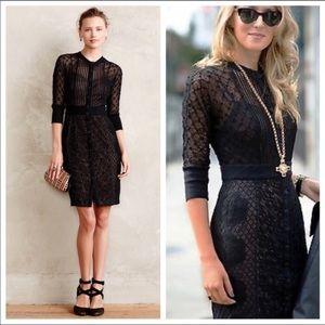 Anthropologie Beguile Byron Lars Mona dress size 6